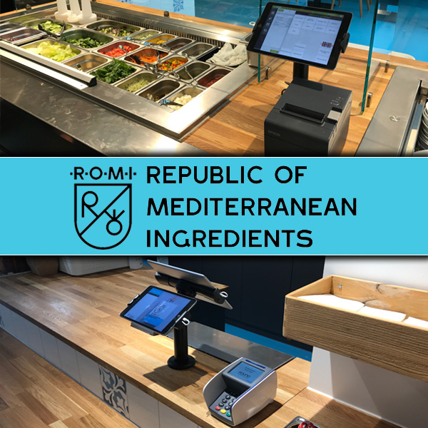 Republic of mediterranean Ingredients